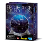 Coffret jeu scientifique Projection ciel nocturne