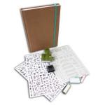 Carnet Bullet Journal en Kit Fomat A5