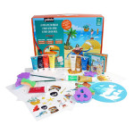 Gouache enfant Primacolor - Coffret pirates