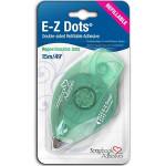 Bande adhésive transparente recharge pour Dévidoir 15 m E-Z Dots