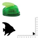 Petite perforatrice - Poisson tropical - Env 1.3 cm