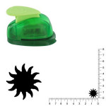 Petite perforatrice - Soleil - Env 1.5 cm