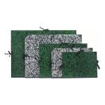 Carton de rangement pour papier Annonay 37x52 cm - Vert