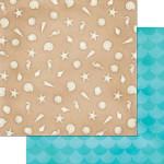 Make a Splash - Papier Sandcastle