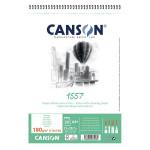 CANSON 1557 180G ALBUM 30F A4