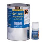Gel coat polysoflex incolore 1 kg