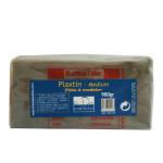 Pâte à modeler Plaxtin medium 980g