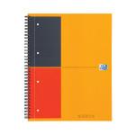 Cahier Notebook A4+ ligné 6 mm 160 p