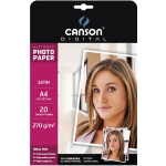 Papier photo satiné Ultimate A4 - 270 g/m² - 20 feuilles