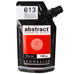 Peinture acrylique fine Abstract 120 ml - 020 Iridescent perle *** T