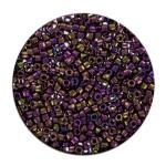 Perles Toho 11/0 metallic effet brillant irisé 3g - 721 Building