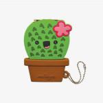 Doubleur d'écouteur cactus
