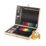 Boîte de couleurs Matériel de dessin et peinture