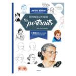 Livre Dessiner et peindre les portraits