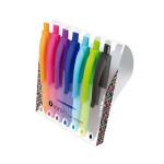 Stylo min P1 touch colors étui 7 couleurs