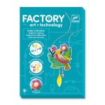 Bijou à illuminer Factory E-textil Calypso