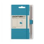 Attache stylo pour carnet Pen Loop Bleu nordique