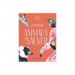 Livre de coloriage Animaux à sauver