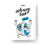 Album de coloriage Coloring book Atlas