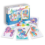 Aquarellum Junior coffret Licornes