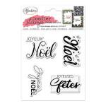 Tampon à monter Doodler Stamp Sentiments 5