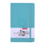 Bullet Journal Bleu 13x21cm 140 g/m² 64 F