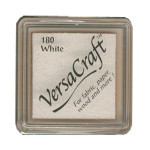 Mini encreur VersaCraft - Blanc