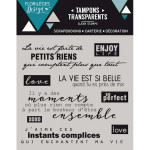 Tampons Clear - Petits riens