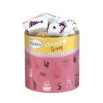 Encreur et 35 tampons Stampo Scrap Anniversaire